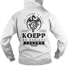 I Love KOEPP T shirts