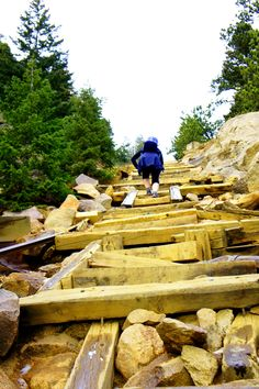 The Incline Trail - Colorado Springs