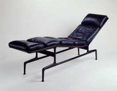 Chaise CHARLES EAMES (AMERICAN, 1907–1978)  RAY EAMES (AMERICAN, 1912–1988)  HERMAN MILLER INC. (AMERICAN, b. 1923–PRESENT) DESIGNED 1968