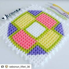 #Repost @sebonun_lifleri_36 (@get_repost) ・・・ Hayırlı Sahurlar  Geceniz hayr olsun inşallah Yeni modellerle çok yakında geliyorum Takipte… Knitting Designs, Knitting Patterns, Crochet Potholder Patterns, Woolen Craft, Knitted Hats, Crochet Hats, Create Yourself, Create Your Own, Great Hobbies