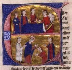 As Cruzadas: Capítulo geral da Ordem de São João em Rodes: o mando numa ordem religiosa e militar