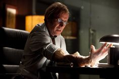 "Dr. Curt Connors (Rhys Ifans) in ""The Amazing Spider-Man"""