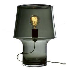 Lampada Cosy, grigia