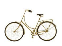Brass Bike by Bart van Heesch