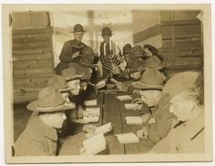 Hanukkah services for soldiers by Center for Jewish History, NYC, via Flickr