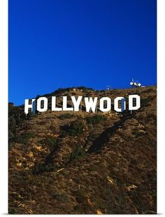 Hollywood Sign Los Angeles CA