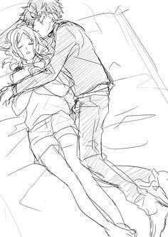Diabolik Lovers (More Blood)- Yui x Ruki #Anime #Game #Otome