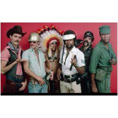 Village People's policeman lays down the law on his right to royalties