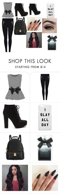 """""""runway"""" by daisy-788 on Polyvore featuring WearAll, MICHAEL Michael Kors, Michael Kors and Torrid"""