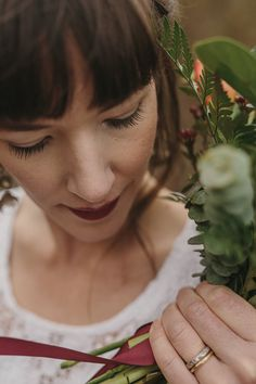 This bohemian bridal shoot was inspired by the Australian bush surrounding Hanging Rock, a sacred and holy place in Australia's history. Bridal Shoot, Stems, Bohemian, Inspiration, Fashion, Drift Wood, Biblical Inspiration, Moda, Trunks