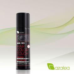 ¿Tienes un plan de última hora? 😱 ¡Retoca tus raíces con Hair Color Touch!  #AzaleaCosmetics #RetocaRaices #Look #Tinte #Teñir #Peinado #Coloración #Hairstyle #Tips #HairColorTouch #Raices #Spray