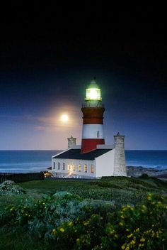 #Lighthouse - Western Cape, #South #Africa http://dennisharper.lnf.com/