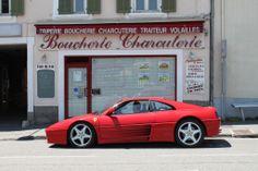Ferrari 348 Ferrari 348, Manual Transmission, Old Cars, Exotic Cars, Porsche 911, Cars And Motorcycles, Super Cars, Automobile, Bike