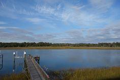 Intracoastal Waterway, Holden Beach, SC