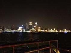 Shanghai Bund view from a yacht :)
