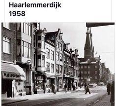 Amsterdam, Haarlemmerdijk 1958