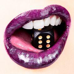 Another creative makeup art piece beauty, hair and makeup lip art, purple l Lip Service, Close Up Photography, Beauty Photography, Lipstick Colors, Lip Colors, Makeup Art, Lip Makeup, Photo Makeup, Lipstick Tattoos