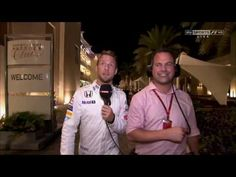 Jenson Button took retirement in Abu Dhabi quite well - Badger GP Badger, Abu Dhabi, Formula 1, Retirement, Wellness, Button, Music, Youtube, Musica