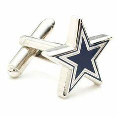 Dallas Cowboys NFL Cufflinks Cuff Links Cufflinks. $24.88. Save 59% Off!