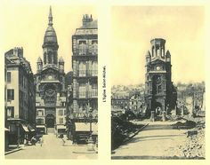 Le Havre Then and Now (7)