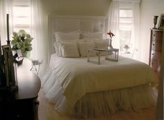 My white bedroom in Ponchatoula Louisiana
