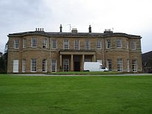 Rudding Park House - Wikipedia Park House, Yorkshire, Mansions, House Styles, Home Decor, Decoration Home, Manor Houses, Room Decor, Villas