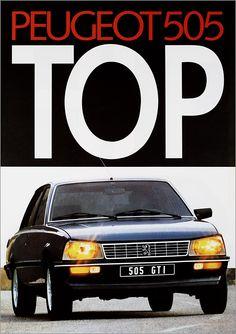 Peugeot 505 top - Het Geheugen van Nederland - Online beeldbank van Archieven, Musea en Bibliotheken