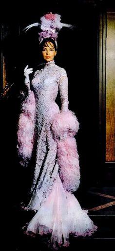 Leslie Caron In 'Gigi'.