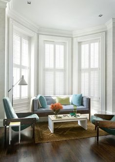 229 best bay windows by elle images living room bay windows rh pinterest com
