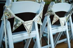 Handmade personnal Banners made by Kim Dutton