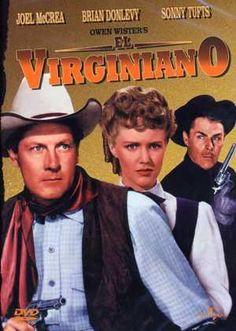 El virginiano (1946) EEUU. Dir: Stuart Gilmore. Oeste. Romance - DVD CINE 962