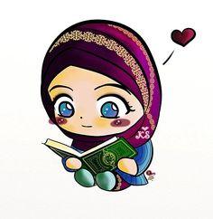 Anime muslim quotes: 256 best images about hijab anime, cartoon & manga Image Coran, Cartoon Pics, Cute Cartoon, Emoji, Muslim Ramadan, Hijab Drawing, Doodle, Islamic Cartoon, Anime Muslim