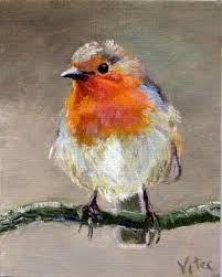 Resultado de imagen para birds paintings
