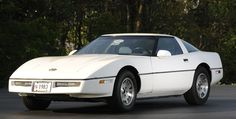 1983 Corvette. Of the 43 1983 Corvettes producted, this is the only one in existence today and is on display in the Skydome of the National Corvette Museum.