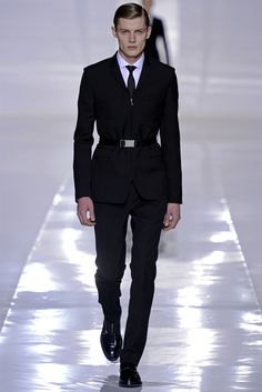 Dior Homme AW13. So Germany, circa 1942...