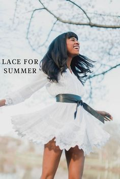 Lace for Summer