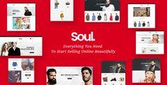 Soul - Responsive Ajax WP WooCommerce Theme