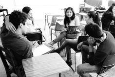 Platicando sobre los lineamientos que va a llevar la cooperativa. #Emprendedores #OaxacaEmprende