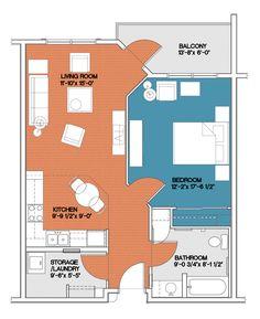 Resultado de imagen para apartments for seniors