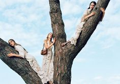 Valentino   S/S 2015 Campaign   by Michal Pudelka