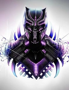 Black Panther, T & # Challa - Marvel Comics Black Panther Marvel, Black Panther Art, Marvel Dc Comics, Marvel Heroes, Captain Marvel, Captain America, Jack Kirby, Comic Kunst, Comic Art