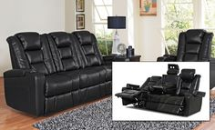 1000 Images About Power Sofas On Pinterest Reclining Sofa Recliners And Living Room