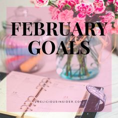 Self Discovery, February, Place Card Holders, Goals