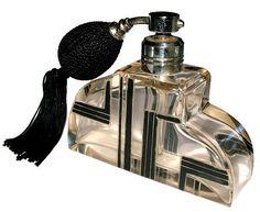 1930S art deco atomizer
