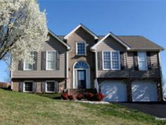 You will not want to miss this one Absolutely gorgeous home with amazing views. Beautifully decorated extra large split foyer with hardwood floors lovely paint colors upgraded lighting and fixtures large kitchen and deck.  This home will make an impression from the minute you walk in  Just lovely.