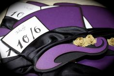 mad hatter invitations - Google Search