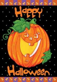 starting at $8.99 at Mad About Gardening and Free Shipping! - http://www.madaboutgardening.com/store/happy-halloween-house-flag/