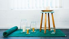 Kylmänvihreä Satakieli-matto Toothbrush Holder, Design