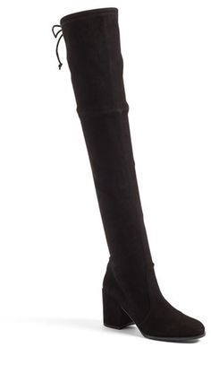 Women's Stuart Weitzman Tieland Over The Knee Boot