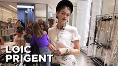 THE MOST FASCINATING CHANEL VIDEO YOU'LL SEE TODAY! By Loic Prigent - YouTube Kaia Gerber, Chanel Spring, Fashion Videos, French Chic, Youtube, Slippers, Scene, Crafty, Silk